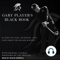 Gary Player's Black Book