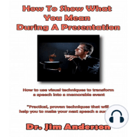 How to Show What You Mean During a Presentation