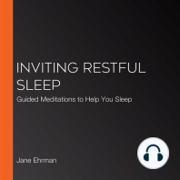Inviting Restful Sleep