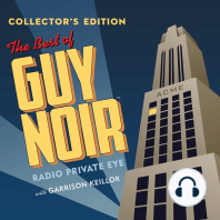 The Best of Guy Noir Collector's Edition