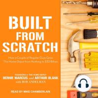 Built from Scratch