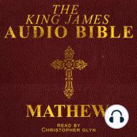 Audio Bible, The: Mathew: The New Testament
