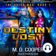 Destiny Lost