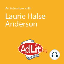 An Interview with Laurie Halse Anderson