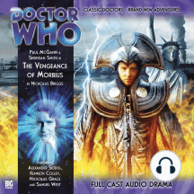 Doctor Who : The Vengeance of Morbius: The Eighth Doctor Adventures