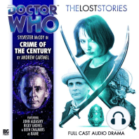 Doctor Who: Crime of the Century: The Lost Stories
