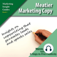 Meatier Marketing Copy