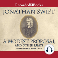 A Modest Proposal and Other Writings