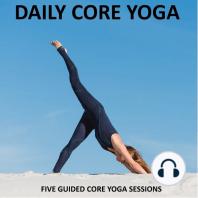 Daily Core Yoga