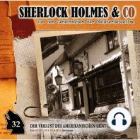 Sherlock Holmes & Co, Folge 32