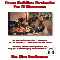 Team Building Strategies for IT Managers