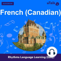 uTalk Canadian French