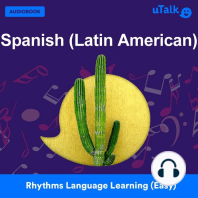uTalk Spanish (Latin American)
