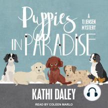 Puppies in Paradise: A TJ Jensen Mystery
