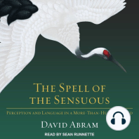 The Spell of the Sensuous
