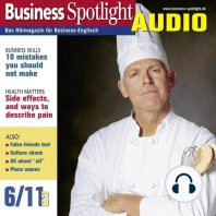 Business-Englisch lernen Audio - 10 Regeln für bessere Kommunikation