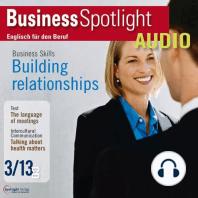 Business-Englisch lernen Audio - Aufbau beruflicher Beziehungen