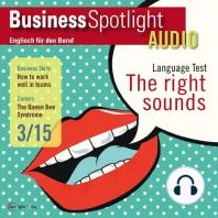 Business-Englisch lernen Audio - Effektives Arbeiten im Team