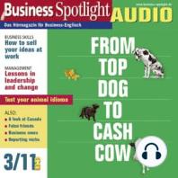 Business-Englisch lernen Audio - Ideen verkaufen