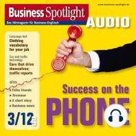 Business-Englisch lernen Audio - Telefonieren