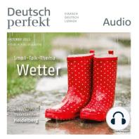 Deutsch lernen Audio - Das Wetter