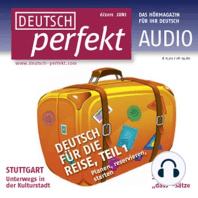 Deutsch lernen Audio - Deutsch für die Reise