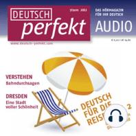 Deutsch lernen Audio - Deutsch für die Reise, Teil 2