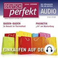 Deutsch lernen Audio - Einkaufen auf Deutsch