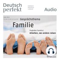 Deutsch lernen Audio - Familie