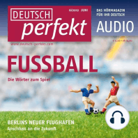 Deutsch lernen Audio - Fußball