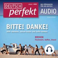 Deutsch lernen Audio - Helfen und sich bedanken