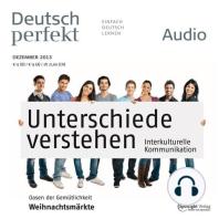 Deutsch lernen Audio - Interkulturelle Kommunikation