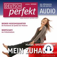 Deutsch lernen Audio - Mein Zuhause