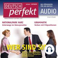 Deutsch lernen Audio - Sich vorstellen