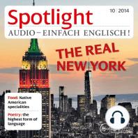 Englisch lernen Audio - Das echte New York