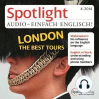 Englisch lernen Audio - Die besten Stadttouren in London