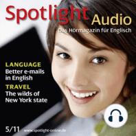 Englisch lernen Audio - E-Mails auf Englisch