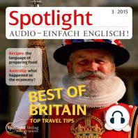 Englisch lernen Audio - Großbritannien