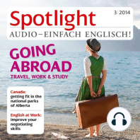 Englisch lernen Audio - Ins Ausland gehen