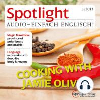 Englisch lernen Audio - Kochen mit Jamie Oliver