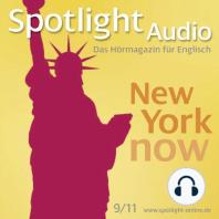 Englisch lernen Audio - New York heute