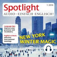 Englisch lernen Audio - New York im Winter