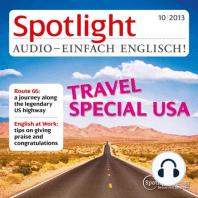 Englisch lernen Audio - Reise in die USA