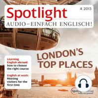 Englisch lernen Audio - Tolle Adressen in London