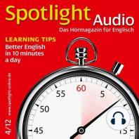 Englisch lernen Audio - Viel lernen mit 10 Minuten Englisch am Tag