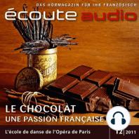 Französisch lernen Audio - Französische Schokolade