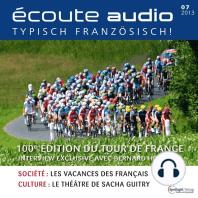 Französisch lernen Audio - Tour de France