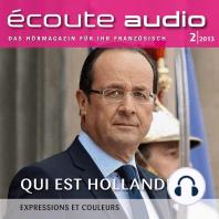 Französisch lernen Audio - Wer ist Hollande?