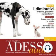 Italienisch lernen Audio - Das Diminutiv