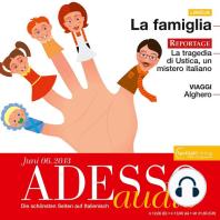 Italienisch lernen Audio - Familie und Verwandte